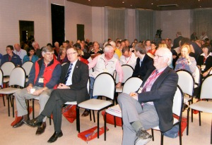 Delegates settle in at RDSA Annual Conference Coober Pedy