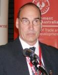 Mayor Steve Baines Coober Pedy