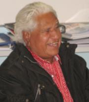 Anangu Elder Yami Lester of Walatina