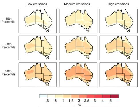 Where are we know Australia?