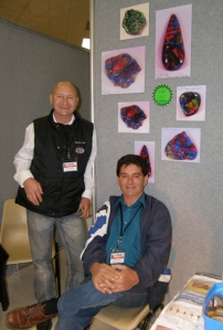 Gerry Mayer - Rainbow Opal and Don from Queensland and Boulder Opal Mining