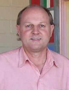 Jerry Johnson, CEO of the Northern Regional Development Board