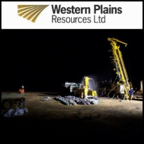 Western Plains Resources near Coober Pedy