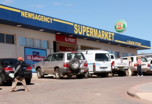 Miner's Store in Coober Pedy