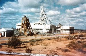 Radium Hill - Unresolved radioactive site
